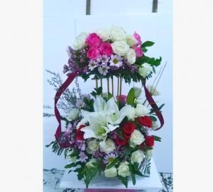 Bunga Meja 02
