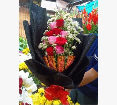 Hand Bouquet 04